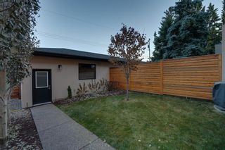 Photo 49: 3816 17 Street SW in Calgary: Altadore Semi Detached for sale : MLS®# A1047378