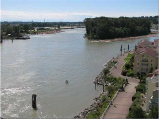 """Photo 8: 1405 1250 QUAYSIDE Drive in New Westminster: Quay Condo for sale in """"PROMENADE"""" : MLS®# V840435"""