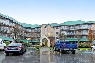 "Main Photo: 108 2964 TRETHEWEY Street in Abbotsford: Abbotsford West Condo for sale in ""Cascade Green"" : MLS®# R2323439"