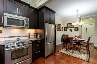 """Photo 11: 6 11384 BURNETT Street in Maple Ridge: East Central Townhouse for sale in """"MAPLE CREEK LIVING"""" : MLS®# R2414038"""