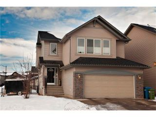 Photo 1: 48 COUGARSTONE Court SW in Calgary: Cougar Ridge House for sale : MLS®# C4045394