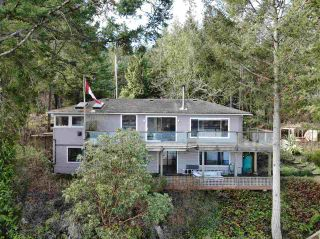 Photo 2: 721 WILKS Road: Mayne Island House for sale (Islands-Van. & Gulf)  : MLS®# R2346242