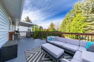 Photo 17: 19621 OAK Terrace in Pitt Meadows: Mid Meadows House for sale : MLS®# R2574739