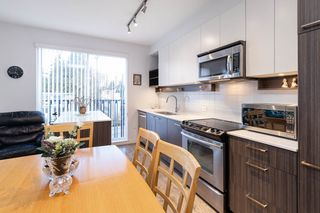 "Photo 11: 302 608 COMO LAKE Avenue in Coquitlam: Coquitlam West Condo for sale in ""GEORGIA"" : MLS®# R2540108"