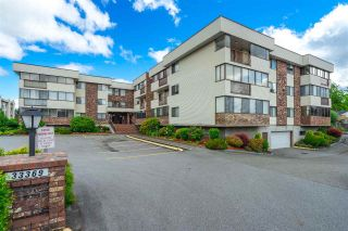 Main Photo: 108 33369 OLD YALE Road in Abbotsford: Central Abbotsford Condo for sale : MLS®# R2592776