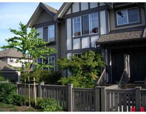 "Main Photo: 59 20038 70TH Avenue in Langley: Willoughby Heights Townhouse for sale in ""DAYBREAK"" : MLS®# F2912901"