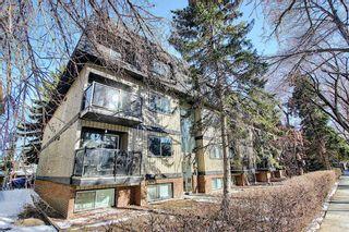Main Photo: 1 814 4A Street NE in Calgary: Renfrew Apartment for sale : MLS®# A1090045