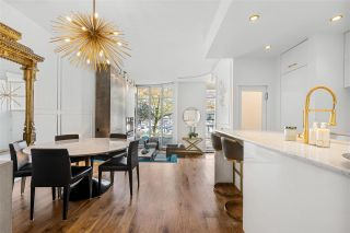 """Photo 12: 110 1228 MARINASIDE Crescent in Vancouver: Yaletown Townhouse for sale in """"Crestmark II"""" (Vancouver West)  : MLS®# R2564048"""