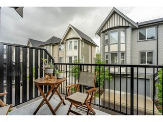 """Photo 23: 45 8050 204 Street in Langley: Willoughby Heights Townhouse for sale in """"Ashbury & Oak South"""" : MLS®# R2457635"""