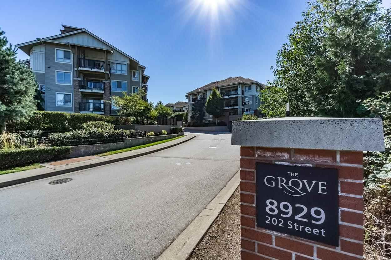 "Main Photo: A310 8929 202ND Street in Langley: Walnut Grove Condo for sale in ""The Grove"" : MLS®# R2134148"