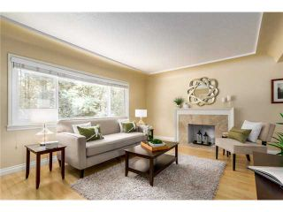 Photo 3: 1052 MONTROYAL BV in North Vancouver: Canyon Heights NV House for sale : MLS®# V1076325