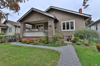 Photo 1: 108 7 Avenue NW in Calgary: Crescent Heights Detached for sale : MLS®# A1154042