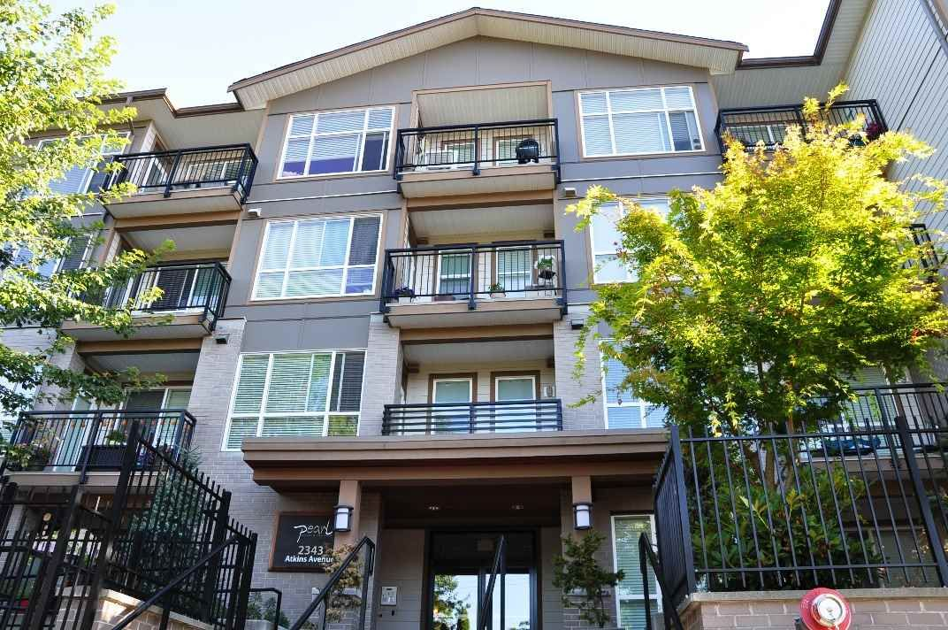 Main Photo: 103 2343 ATKINS Avenue in Port Coquitlam: Central Pt Coquitlam Condo for sale : MLS® # R2197287