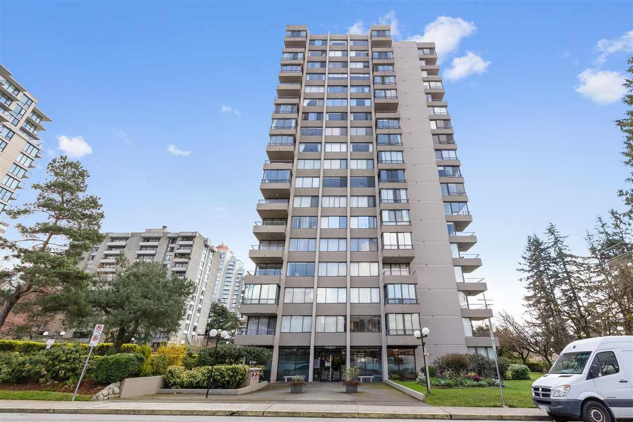"Main Photo: 204 740 HAMILTON Street in New Westminster: Uptown NW Condo for sale in ""The Statesman"" : MLS®# R2445050"