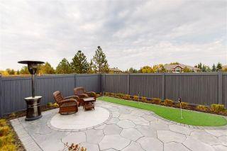 Photo 38: 3706 WESTCLIFF Way in Edmonton: Zone 56 House for sale : MLS®# E4225689