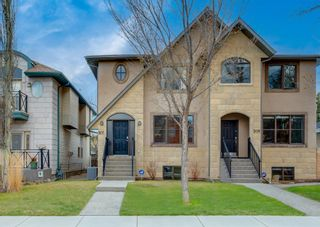 Photo 1: 507 52 Avenue SW in Calgary: Windsor Park Semi Detached for sale : MLS®# A1100298