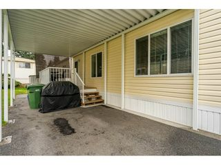 """Photo 25: 186 7790 KING GEORGE Boulevard in Surrey: East Newton Manufactured Home for sale in """"Crispen Bays"""" : MLS®# R2560382"""