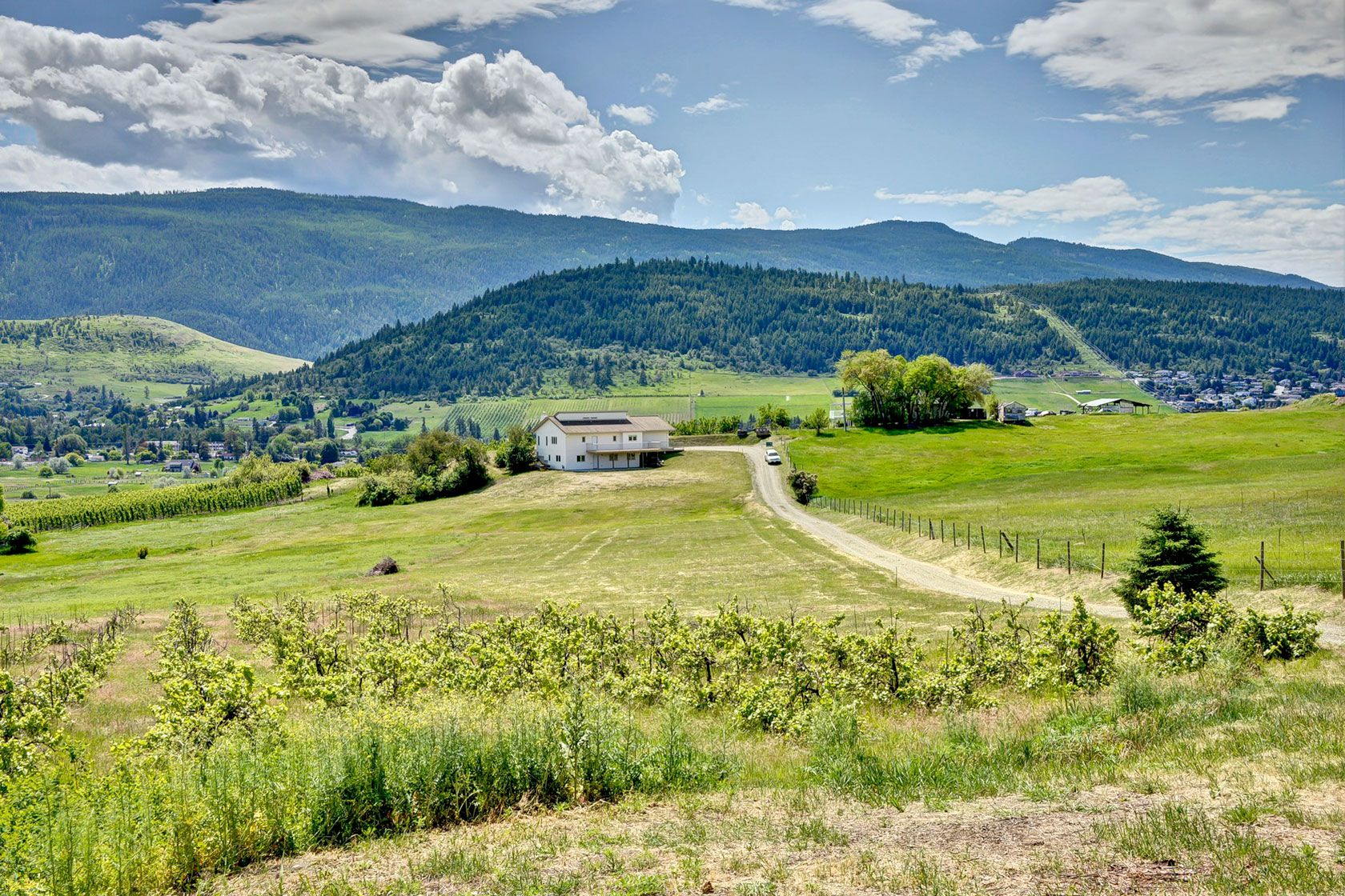 Main Photo: 10600 Middleton Drive in Coldstream: Middleton Mountain Coldstream House for sale (North Okanagan)  : MLS®# 10100086