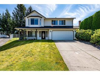 Photo 1: 35864 HEATHERSTONE Place in Abbotsford: Abbotsford East House for sale : MLS®# R2492059