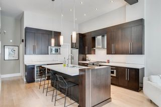 Photo 10: 100 18 Avenue SE in Calgary: Mission Row/Townhouse for sale : MLS®# A1100251