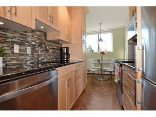 """Photo 1: 1004 320 ROYAL Avenue in New Westminster: Downtown NW Condo for sale in """"THE PEPPERTREE"""" : MLS®# V1142819"""