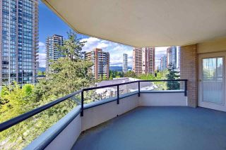 Photo 17: 702 6282 KATHLEEN Avenue in Burnaby: Metrotown Condo for sale (Burnaby South)  : MLS®# R2171275