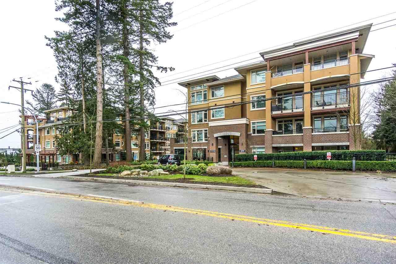 Main Photo: 302 15360 20 Avenue in Surrey: King George Corridor Condo for sale (South Surrey White Rock)  : MLS®# R2133201