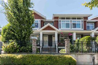 Photo 1: 1 11461 236 Street in Maple Ridge: Cottonwood MR Townhouse for sale : MLS®# R2476406