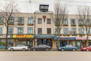 "Photo 1: 117 2556 E HASTINGS Street in Vancouver: Renfrew VE Condo for sale in ""L'ATELIER"" (Vancouver East)  : MLS®# R2119041"