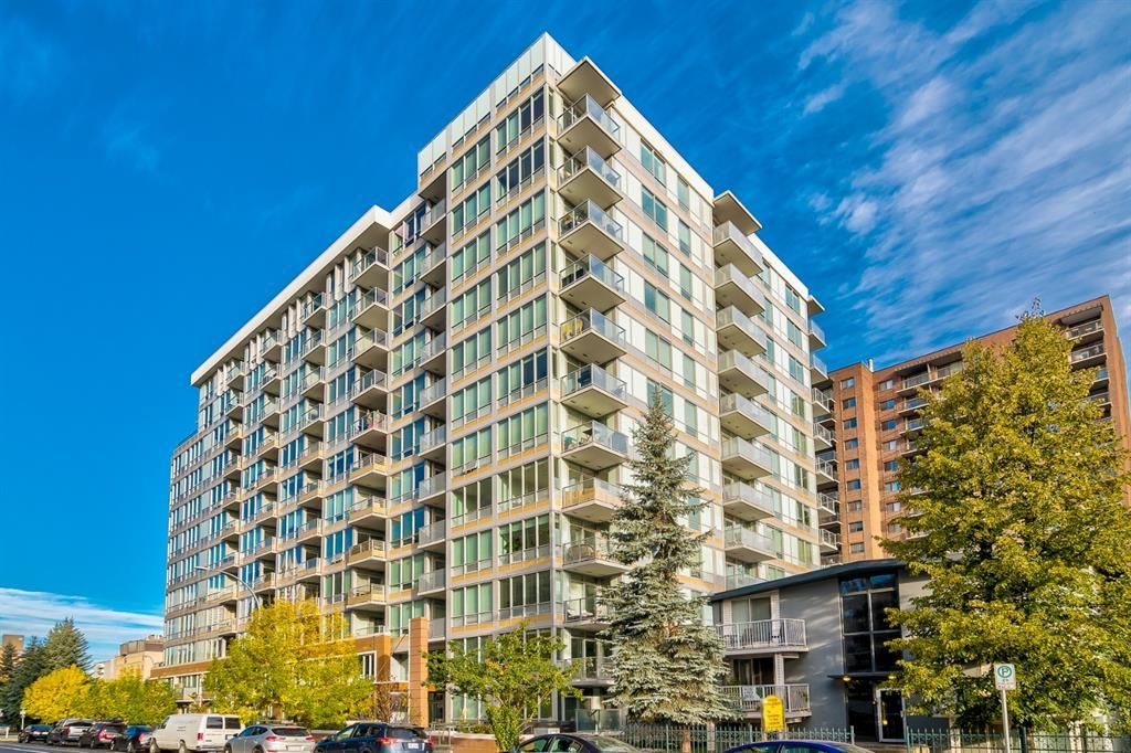 Main Photo: 411 626 14 Avenue SW in Calgary: Beltline Apartment for sale : MLS®# A1153517