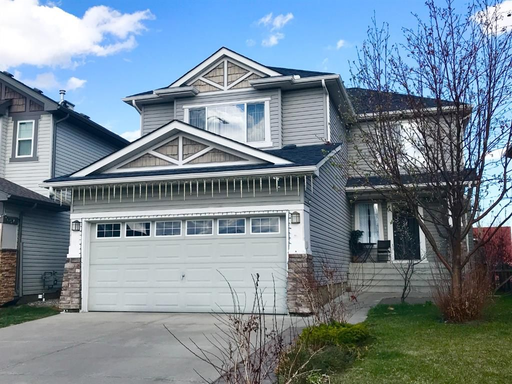 Main Photo: 212 Bridlerange Circle SW in Calgary: Bridlewood Detached for sale : MLS®# A1111585