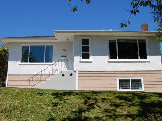 Photo 1: 4661 NAPIER Street in Burnaby: Brentwood Park House for sale (Burnaby North)  : MLS®# V897588