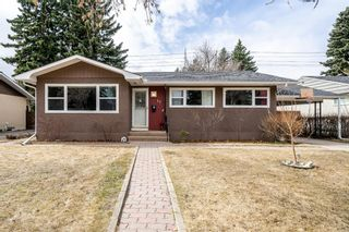 Main Photo: 17 West Glen Crescent SW in Calgary: Westgate Detached for sale : MLS®# A1091589