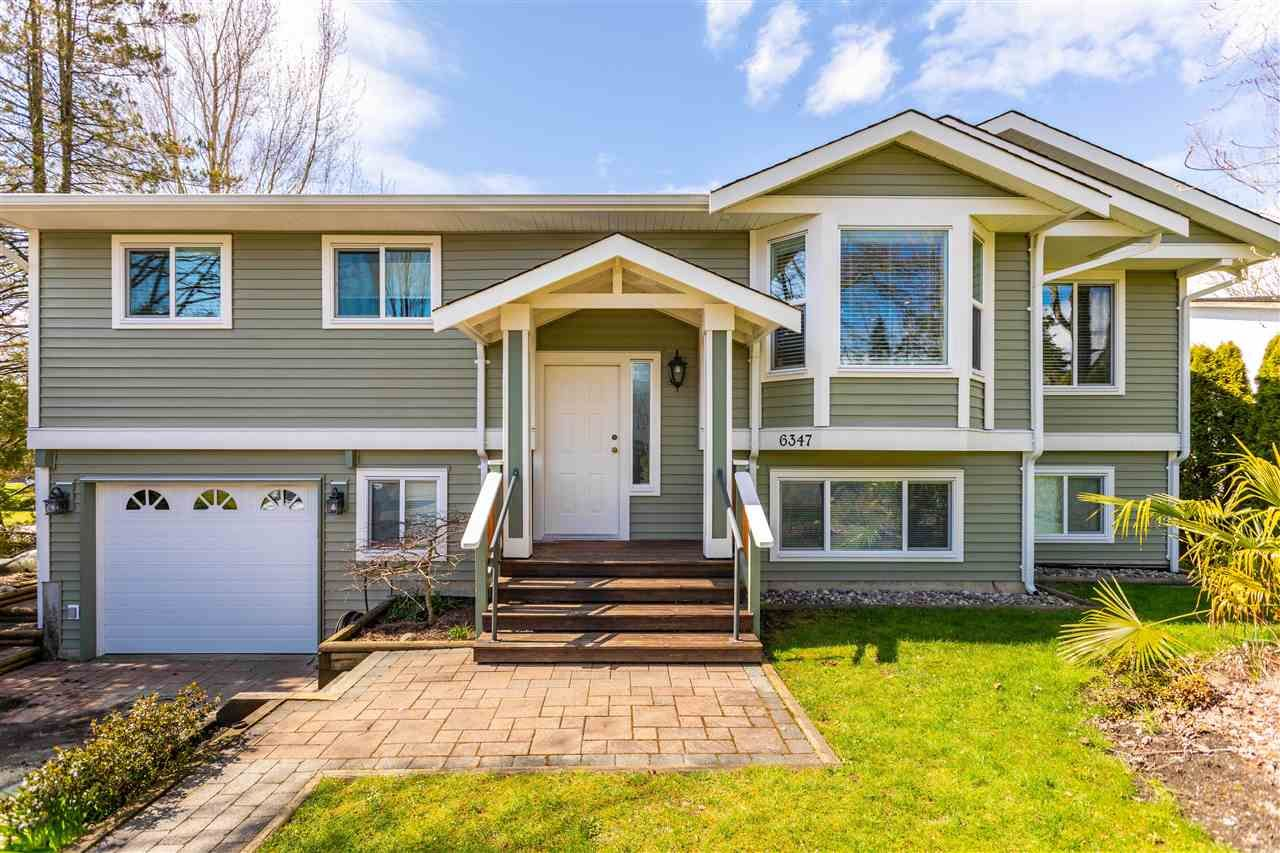 Main Photo: 6347 183 Street in Surrey: Cloverdale BC House for sale (Cloverdale)  : MLS®# R2456218