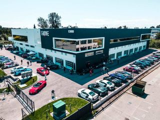 Photo 1: 106 13880 WIRELESS Way in Richmond: East Richmond Industrial for sale : MLS®# C8034991