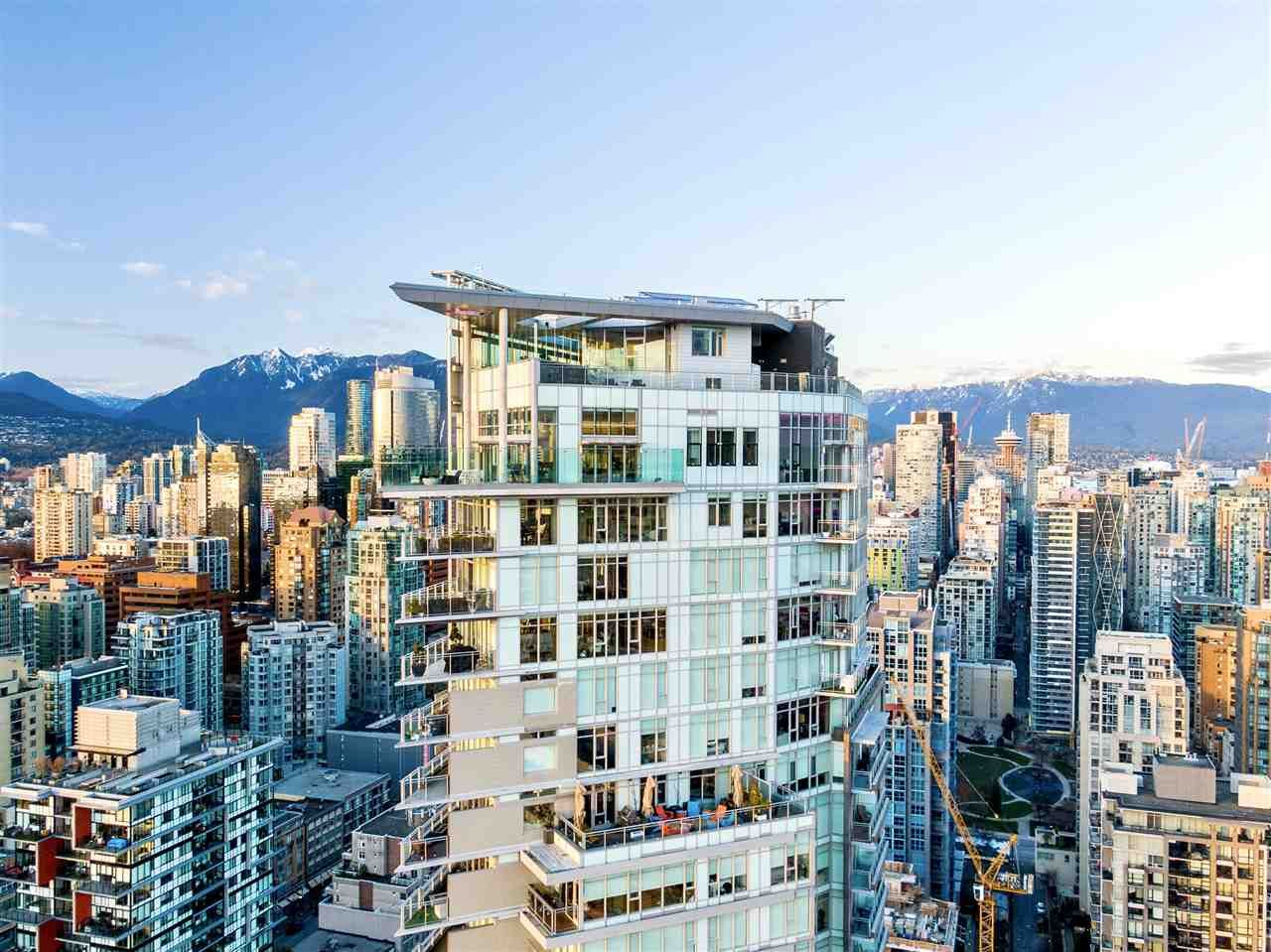 """Photo 35: Photos: 4601 1372 SEYMOUR Street in Vancouver: Downtown VW Condo for sale in """"The Mark"""" (Vancouver West)  : MLS®# R2553966"""