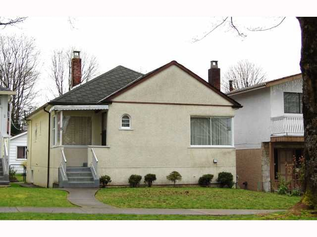 """Main Photo: 8 W 20TH Avenue in Vancouver: Cambie House for sale in """"CAMBIE"""" (Vancouver West)  : MLS®# V816436"""