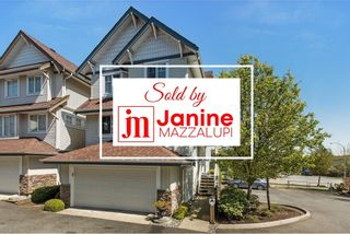 """Photo 1: 8 20582 67 Avenue in Langley: Willoughby Heights Townhouse for sale in """"Bakerview Estates"""" : MLS®# R2260623"""
