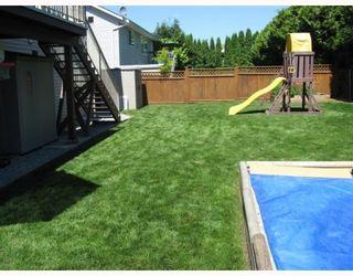 Photo 10: 11870 WEST Street in Maple_Ridge: Southwest Maple Ridge House for sale (Maple Ridge)  : MLS®# V754770