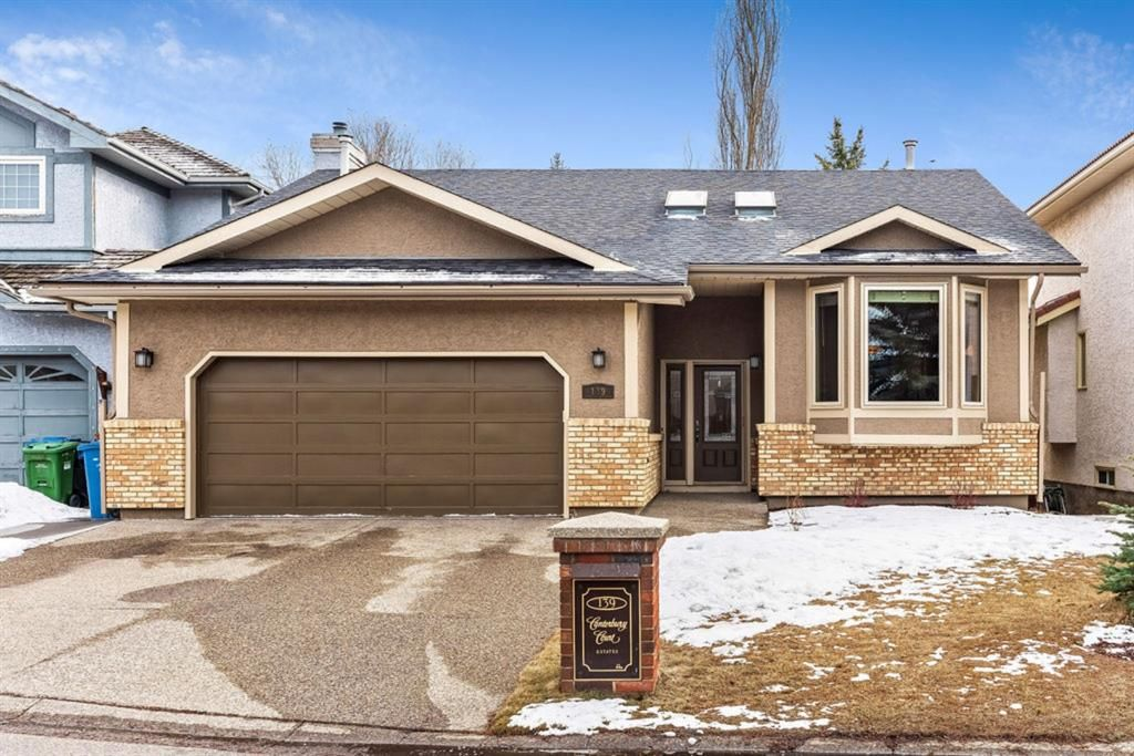 Main Photo: 139 Canterbury Court SW in Calgary: Canyon Meadows Detached for sale : MLS®# A1085445