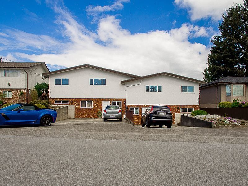 Main Photo: 6943 6941 AUBREY STREET in Burnaby: Sperling-Duthie Multifamily for sale (Burnaby North)  : MLS®# R2063510