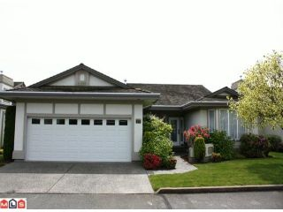 """Photo 1: 29 31445 RIDGEVIEW Drive in Abbotsford: Abbotsford West Townhouse for sale in """"PANORAMA RIDGE ESTATES"""" : MLS®# F1015540"""