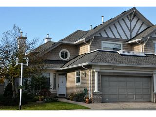 """Photo 1: 41 5531 CORNWALL Drive in Richmond: Terra Nova Townhouse for sale in """"QUILCHENA GREEN"""" : MLS®# V1040434"""
