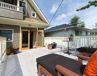Photo 8: 8162 FRENCH Street in Vancouver: Marpole House for sale (Vancouver West)  : MLS®# V688763