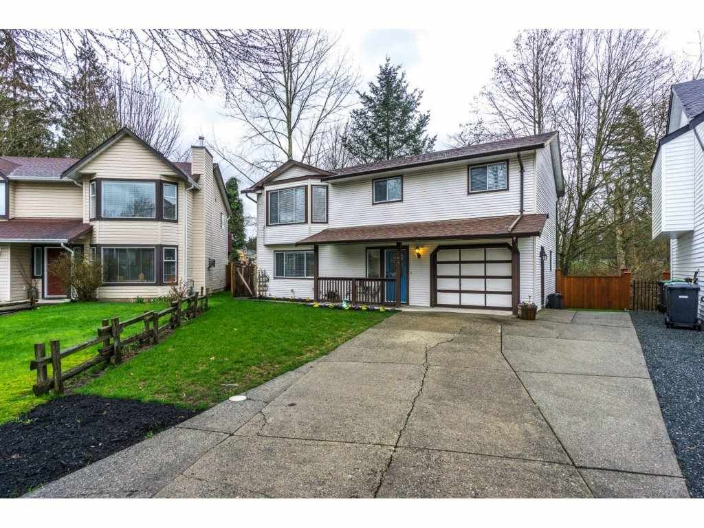"""Main Photo: 2704 274A Street in Langley: Aldergrove Langley House for sale in """"SOUTH ALDERGROVE"""" : MLS®# R2153359"""
