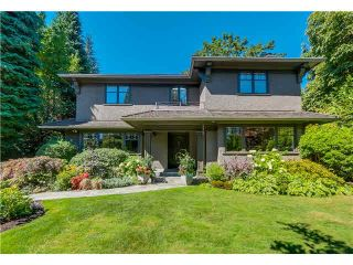 Photo 1: 5357 ANGUS Drive in Vancouver: Shaughnessy House for sale (Vancouver West)  : MLS®# V1140511