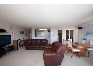 """Photo 4: 1302 4425 HALIFAX Street in Burnaby: Brentwood Park Condo for sale in """"POLARIS"""" (Burnaby North)  : MLS®# V1077789"""