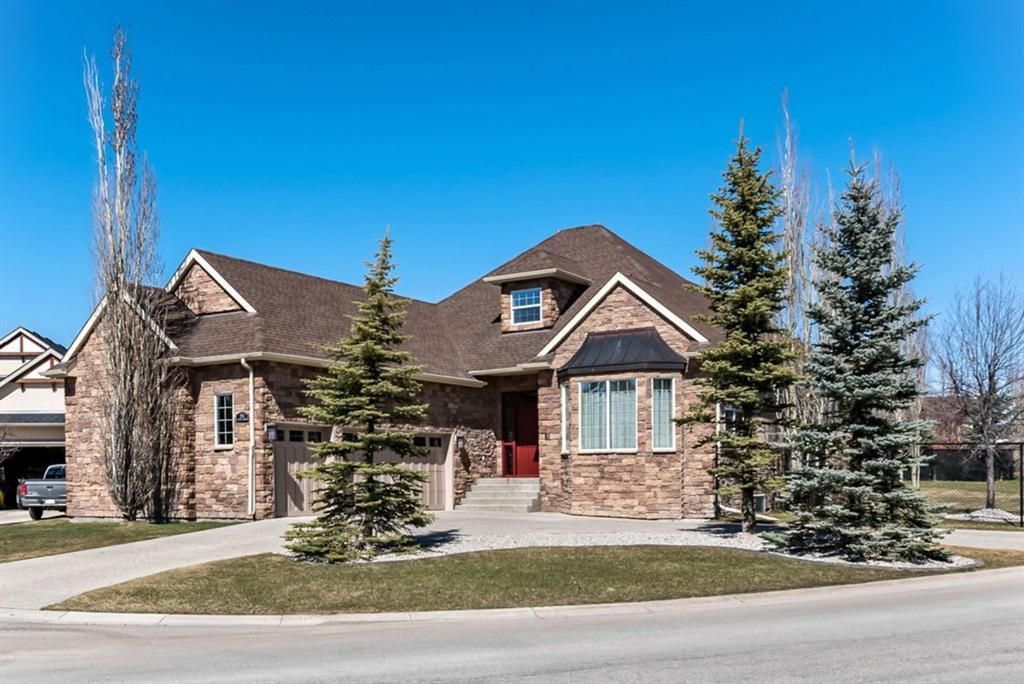 Main Photo: 51 Ranch Road: Okotoks Detached for sale : MLS®# A1088390