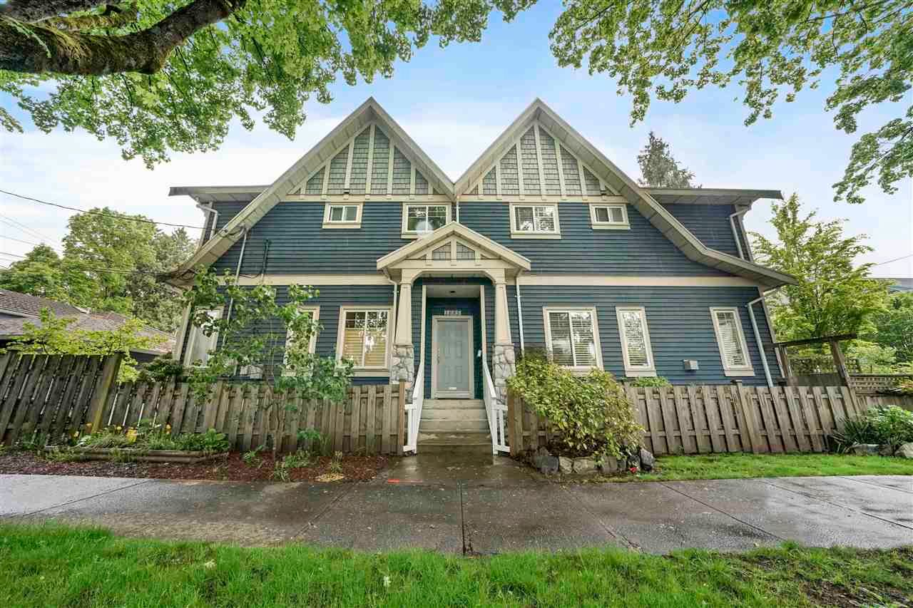 Main Photo: 1885 E 13TH AVENUE in Vancouver: Grandview Woodland 1/2 Duplex for sale (Vancouver East)  : MLS®# R2587822