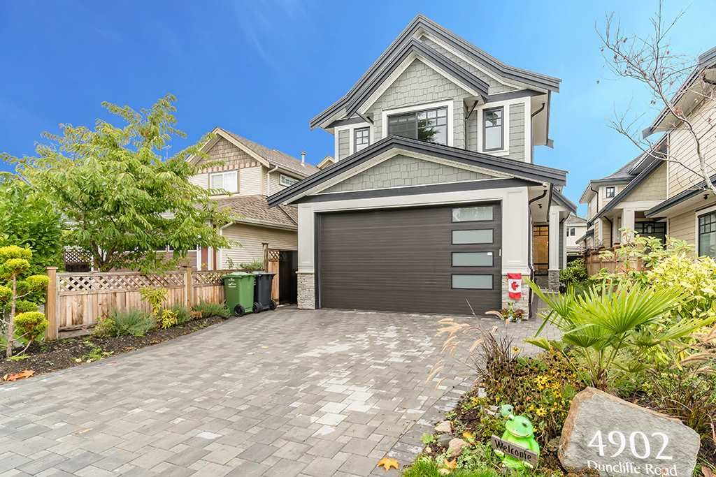 Main Photo: 4902 DUNCLIFFE Road in Richmond: Steveston South House for sale : MLS®# R2290185